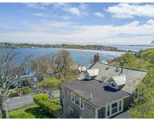 Maison unifamiliale pour l Vente à 80 Little Nahant Road Nahant, Massachusetts 01908 États-Unis