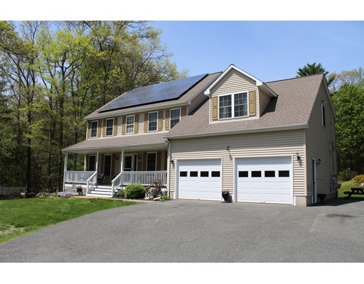 Single Family Home for Sale at 300 Wales Road Monson, Massachusetts 01057 United States