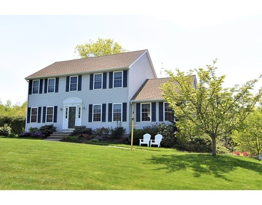Single Family Home for Sale at 13 Colonial Drive Clinton, Massachusetts 01510 United States