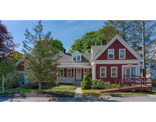 Single Family Home for Sale at 42 Main Street Southborough, Massachusetts 01772 United States