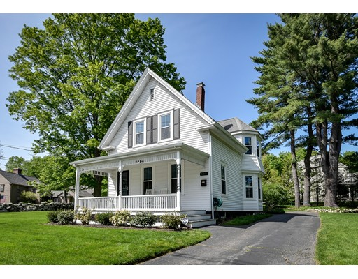 Single Family Home for Sale at 100 UNION STREET Natick, Massachusetts 01760 United States