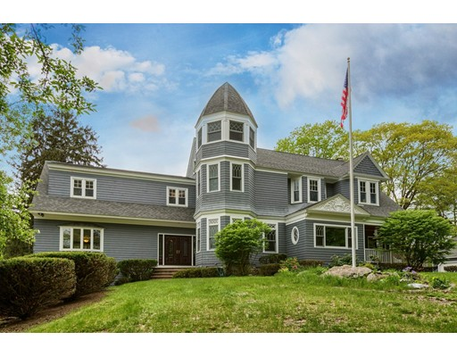Single Family Home for Sale at 55 High Street Chelmsford, Massachusetts 01824 United States