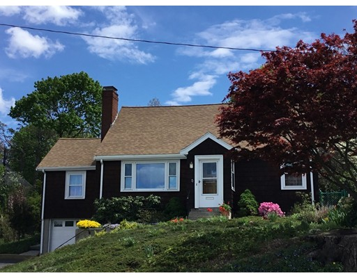 Single Family Home for Sale at 71 Robin Street Boston, Massachusetts 02132 United States