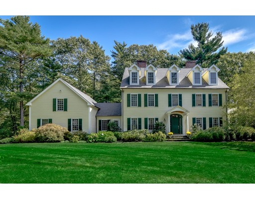 9 Francis St, Dover, MA 02030