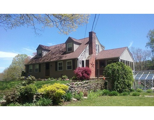 Single Family Home for Sale at 58 Town Farm Road North Brookfield, Massachusetts 01535 United States