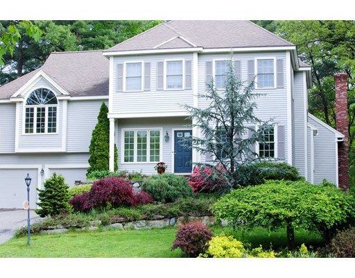 Single Family Home for Sale at 491 Acorn Park Drive Acton, Massachusetts 01720 United States