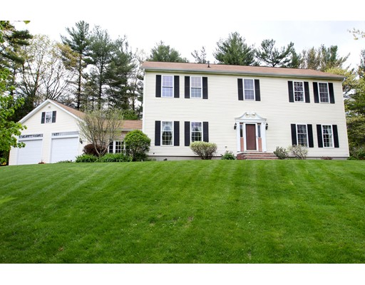 Single Family Home for Sale at 6 Country Lane Princeton, Massachusetts 01541 United States