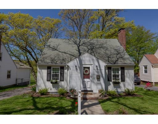 Single Family Home for Sale at 555 Poplar Street Boston, Massachusetts 02131 United States