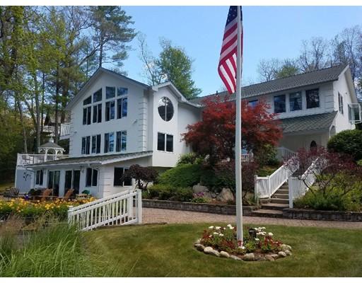 Частный односемейный дом для того Продажа на 76 Shoreline Drive Ware, Массачусетс 01082 Соединенные Штаты