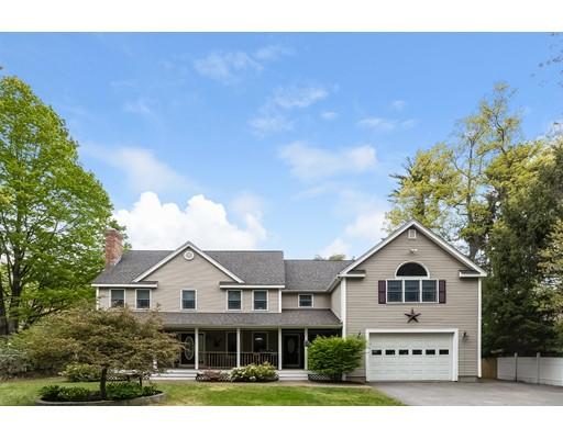 Single Family Home for Sale at 11 White Avenue Maynard, Massachusetts 01754 United States