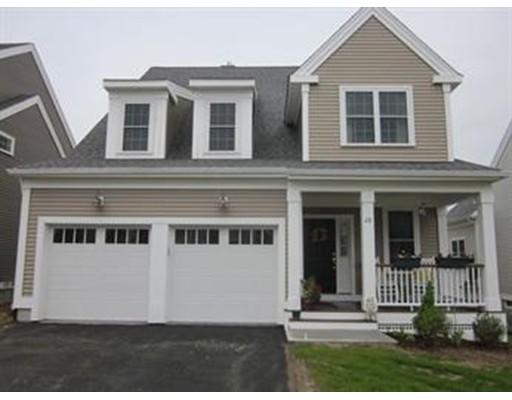 Condominium for Sale at 28 Stevens Road Hudson, Massachusetts 01749 United States