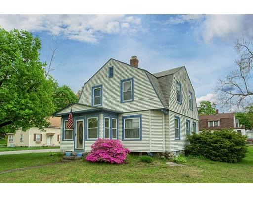 Single Family Home for Sale at 25 E Prescott Street Westford, Massachusetts 01886 United States