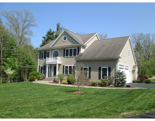 Single Family Home for Sale at 1175 Hill Road Boxborough, Massachusetts 01719 United States