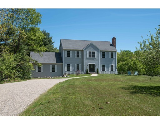 Casa Unifamiliar por un Venta en 91 Westbrook Road Whately, Massachusetts 01093 Estados Unidos
