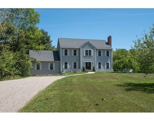 واحد منزل الأسرة للـ Sale في 91 Westbrook Road Whately, Massachusetts 01093 United States
