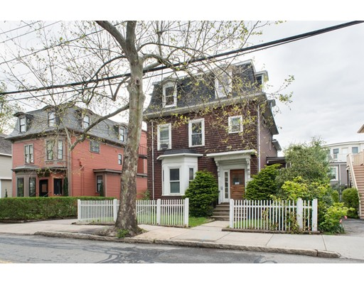 Multi-Family Home for Sale at 65 Walden Street Cambridge, Massachusetts 02140 United States