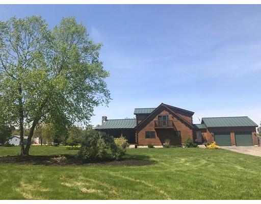 Частный односемейный дом для того Продажа на 944 George Hill Road Lancaster, Массачусетс 01523 Соединенные Штаты