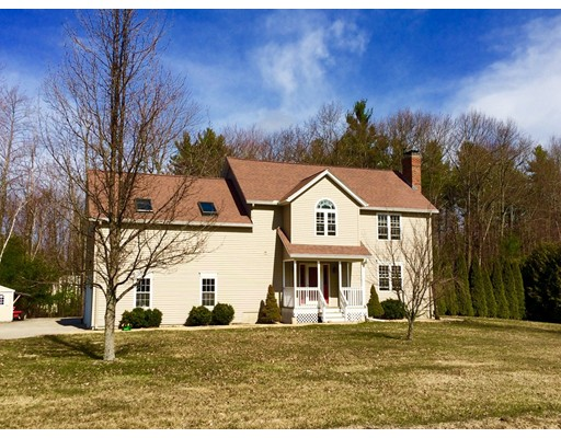 Single Family Home for Sale at 12 Stephens Way Templeton, Massachusetts 01468 United States