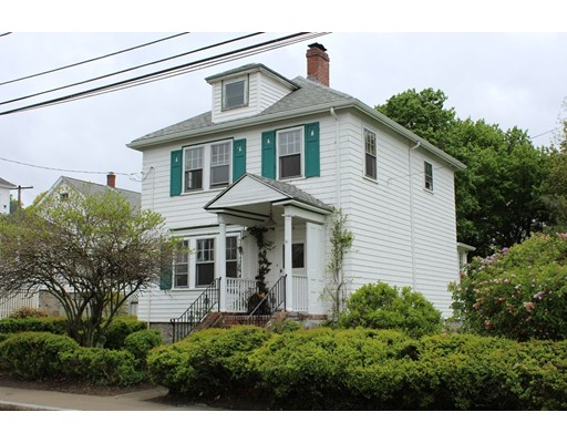 Single Family Home for Sale at 8 Centre Terrace Boston, Massachusetts 02132 United States