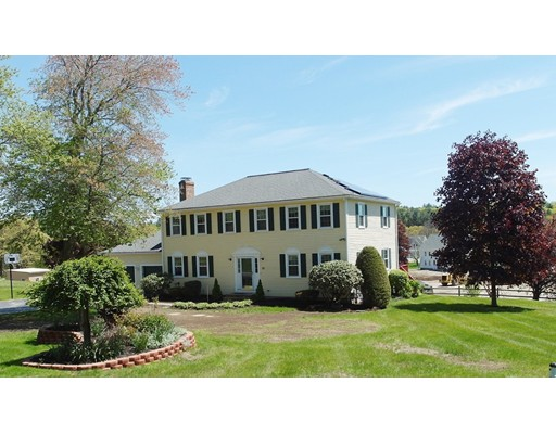 Single Family Home for Sale at 12 Annetta Road Ashland, Massachusetts 01721 United States