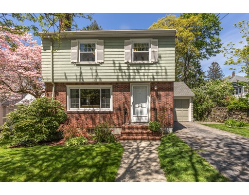 Single Family Home for Sale at 22 Westbourne Street Boston, Massachusetts 02131 United States