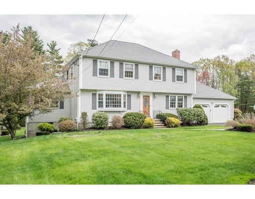 Single Family Home for Sale at 81 Evergreen Road Tewksbury, Massachusetts 01876 United States