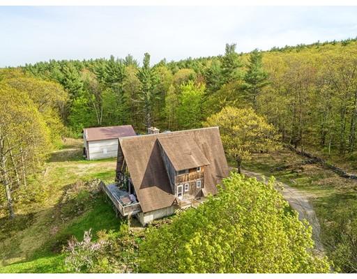 Single Family Home for Sale at 115 Rindge State Road Ashburnham, Massachusetts 01430 United States
