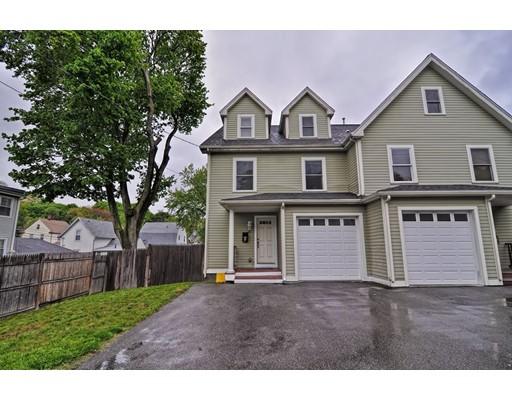 共管式独立产权公寓 为 销售 在 41 Webber Street 莫尔登, 马萨诸塞州 02148 美国