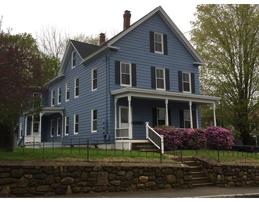 Multi-Family Home for Sale at 289 North Main Street North Brookfield, Massachusetts 01535 United States