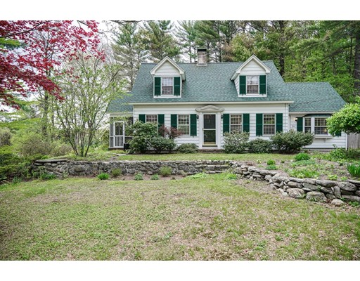 Single Family Home for Sale at 24 Pope Road Acton, Massachusetts 01720 United States