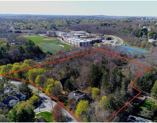 Land for Sale at 27 Greenwood Street Newton, Massachusetts 02459 United States