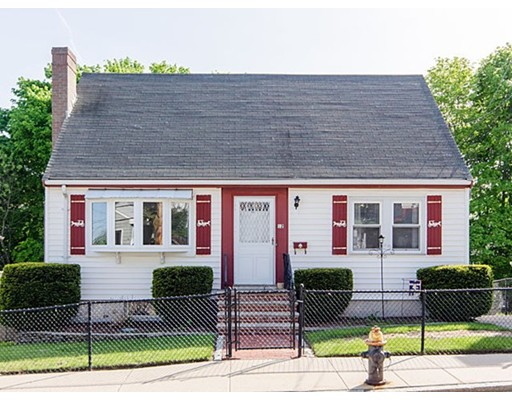Single Family Home for Sale at 12 Cornell Street Boston, Massachusetts 02131 United States