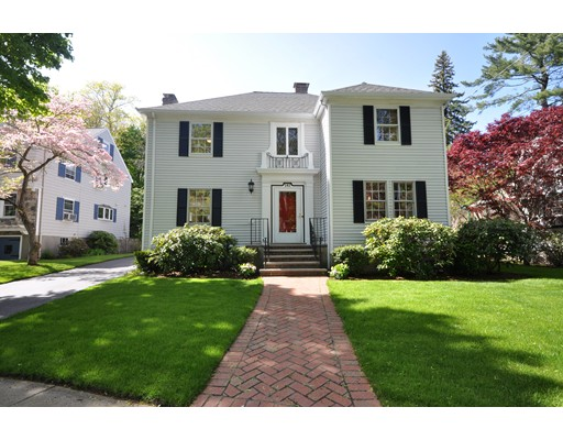 Single Family Home for Sale at 141 Jason Street Arlington, Massachusetts 02476 United States