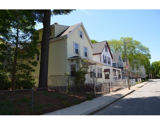Single Family Home for Sale at 15 Marmion Street Boston, Massachusetts 02130 United States