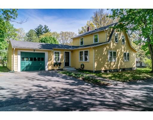 Single Family Home for Sale at 387 Davis Road Bedford, Massachusetts 01730 United States