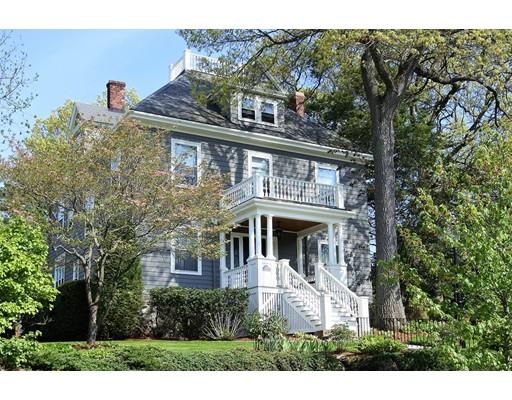 Частный односемейный дом для того Продажа на 35 Renwick Road Melrose, Массачусетс 02176 Соединенные Штаты