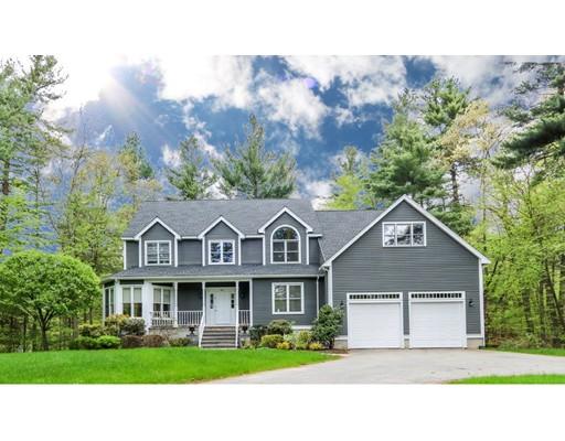 Частный односемейный дом для того Продажа на 1081 High Street Dedham, Массачусетс 02026 Соединенные Штаты