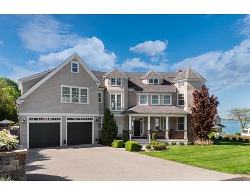 Maison unifamiliale pour l Vente à 38 JARVIS Avenue Hingham, Massachusetts 02043 États-Unis