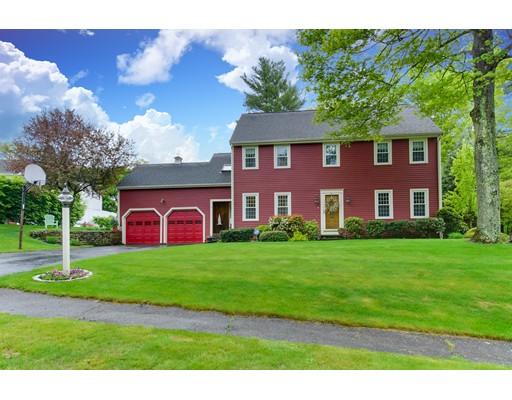 Single Family Home for Sale at 4 Balcom Drive Northborough, Massachusetts 01532 United States