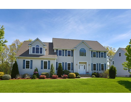 Single Family Home for Sale at 3 KELLY FARM WAY Burlington, Massachusetts 01803 United States