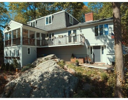 Single Family Home for Sale at 25 Hart Street Beverly, Massachusetts 01915 United States