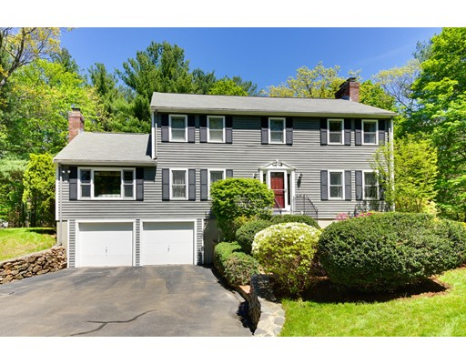 Single Family Home for Sale at 40 Rockland Street Natick, Massachusetts 01760 United States