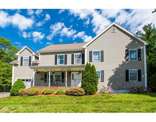 独户住宅 为 销售 在 369 Nichols Street 诺伍德, 马萨诸塞州 02062 美国