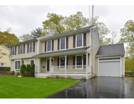 Single Family Home for Sale at 13 StreetACEY Street Natick, Massachusetts 01760 United States