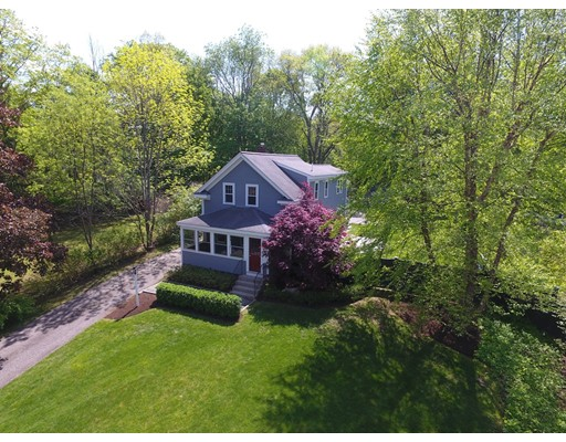 Single Family Home for Sale at 26 Leach Lane Natick, Massachusetts 01760 United States