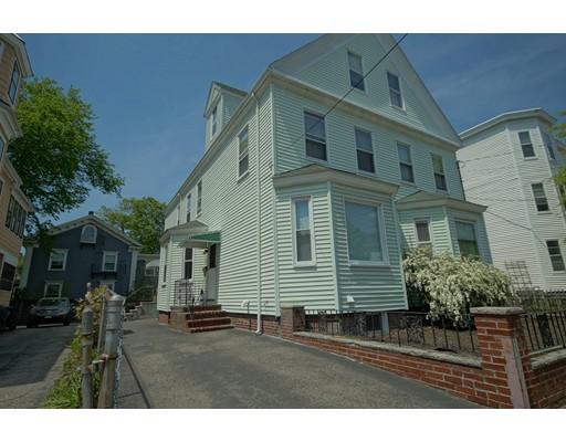多户住宅 为 销售 在 19 Creighton Street 坎布里奇, 马萨诸塞州 02140 美国