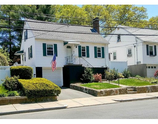 Single Family Home for Sale at 24 New Haven Street Boston, Massachusetts 02132 United States
