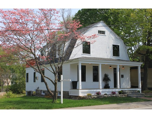 Single Family Home for Sale at 30 Laws Brook Road Concord, Massachusetts 01742 United States
