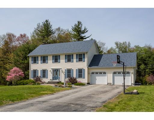 Single Family Home for Sale at 20 Sheffield Drive Belchertown, Massachusetts 01007 United States