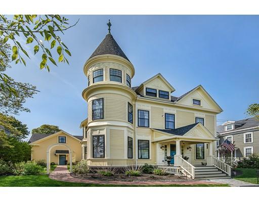 Single Family Home for Sale at 9 Pond Street Newburyport, Massachusetts 01950 United States
